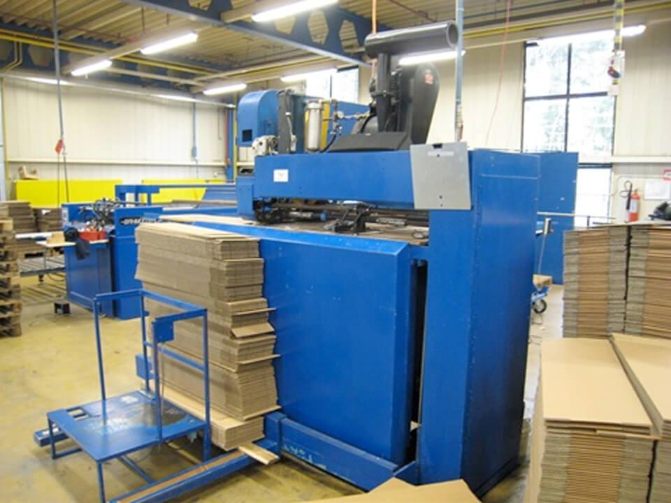 Van Den Bos - Tapingmachine